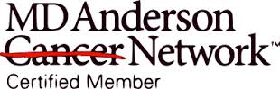Logo for MD Anderson Certified